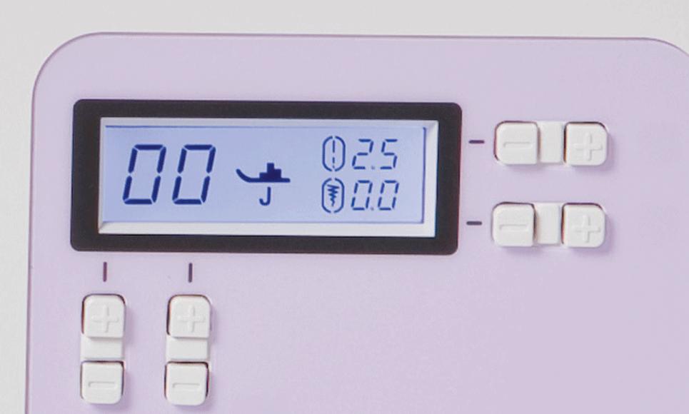 FS20 Macchina per cucire elettronica 7