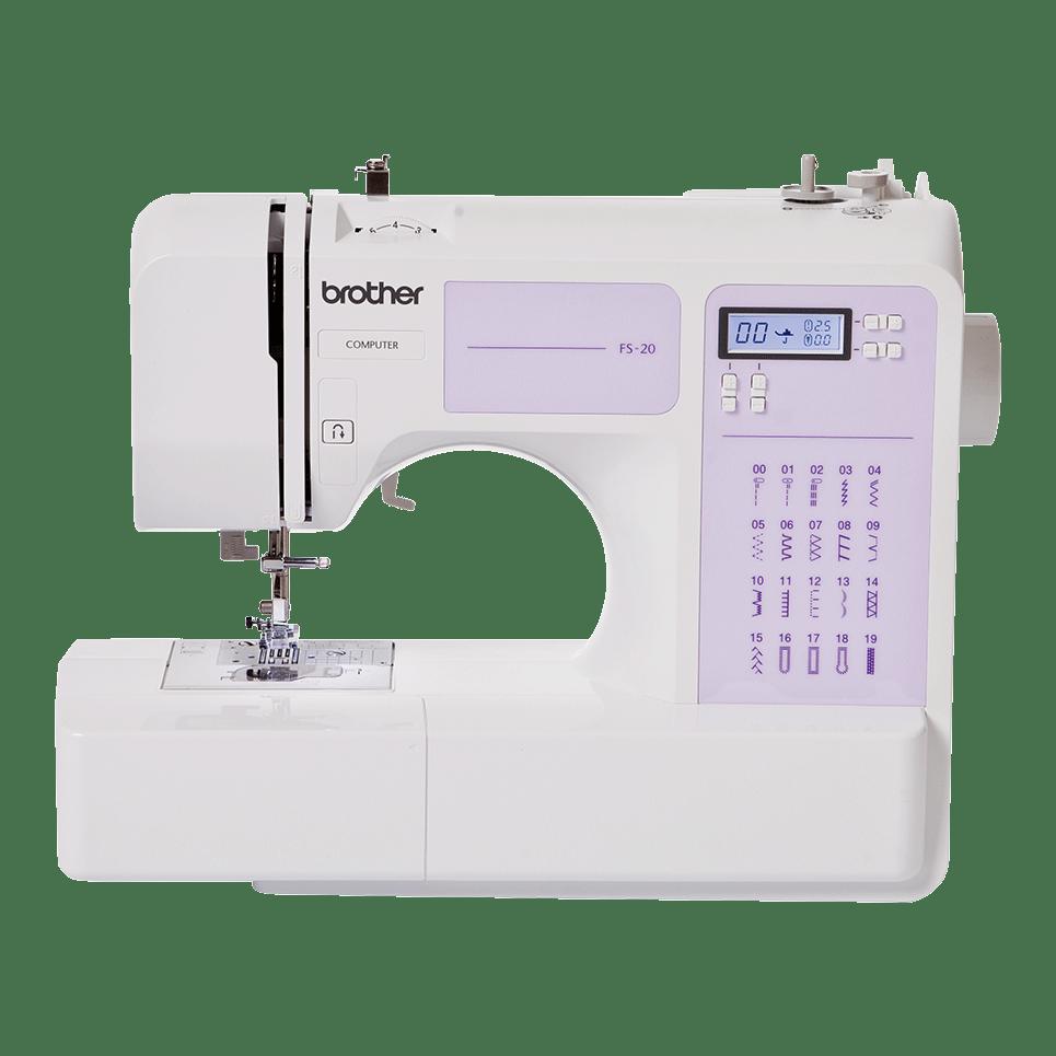 FS20 Macchina per cucire elettronica