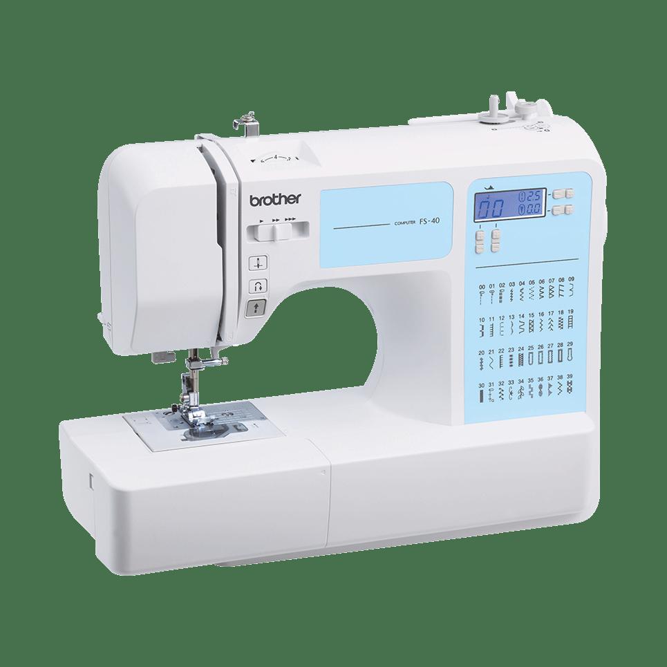 FS-40 компьютеризованная швейная машина  8