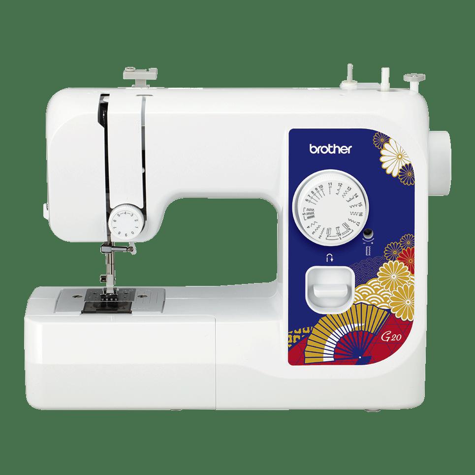G20  электромеханическая швейная машина