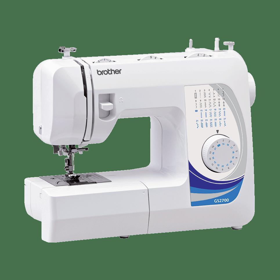 GS2700 электромеханическая швейная машина  6
