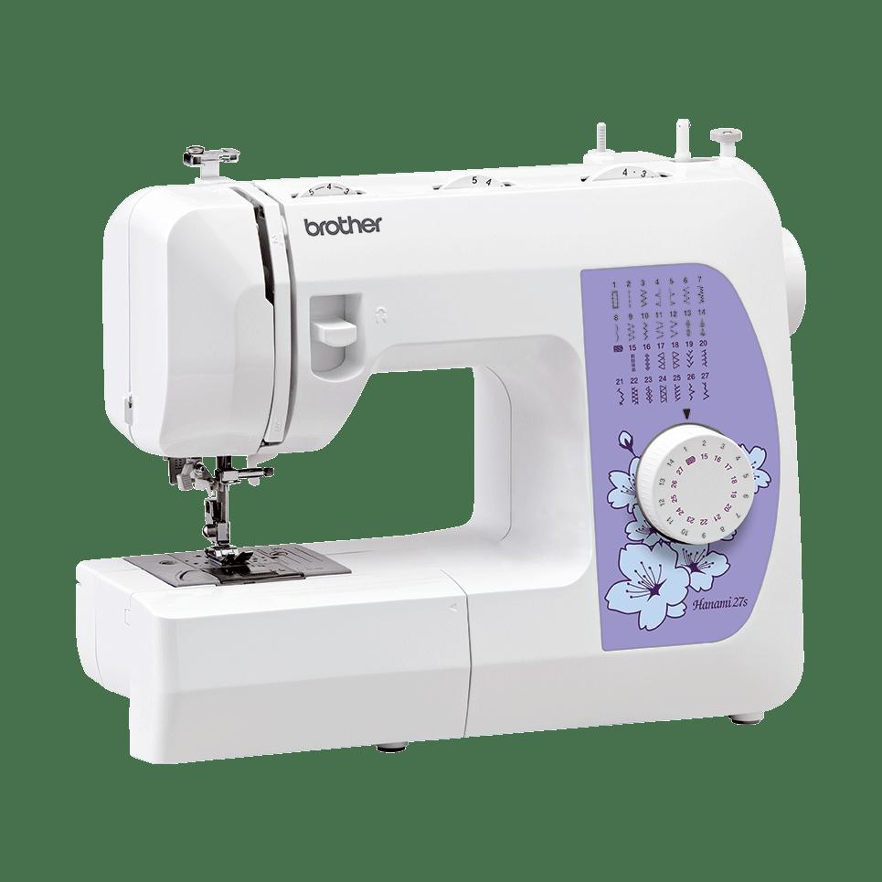 Hanami 27s электромеханическая швейная машина  6