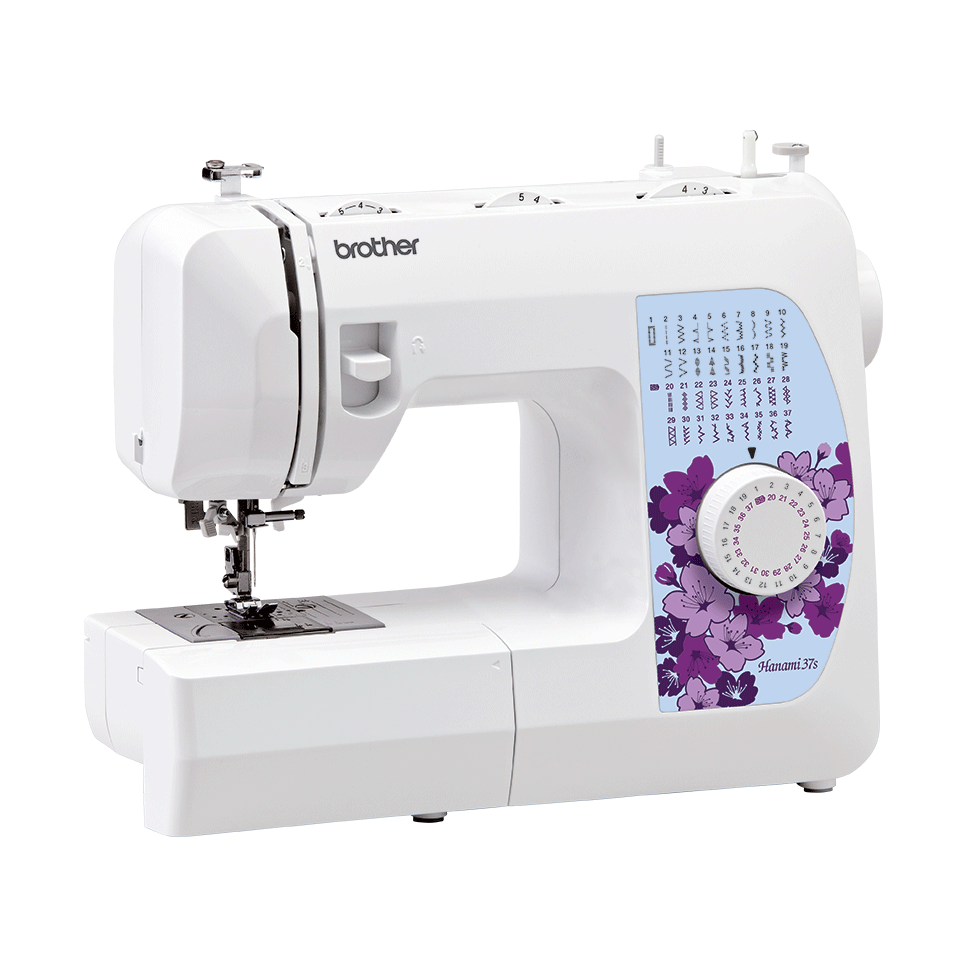 Hanami 37s электромеханическая швейная машина  6