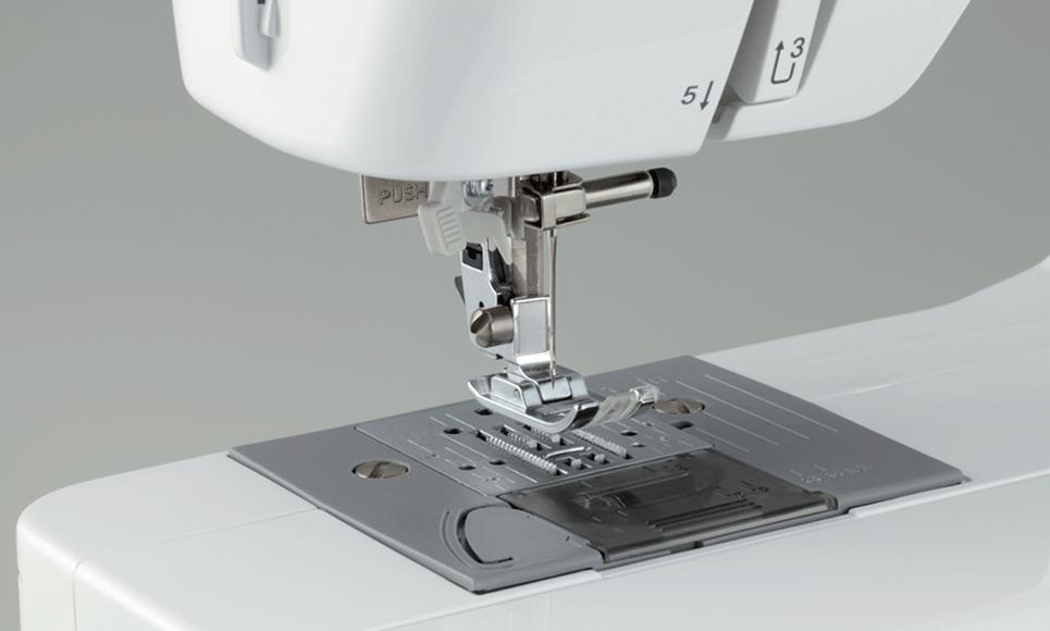HF 27 электромеханическая швейная машина  2