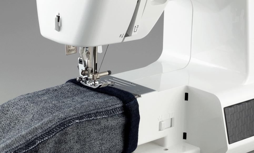 HF 37 электромеханическая швейная машина 5