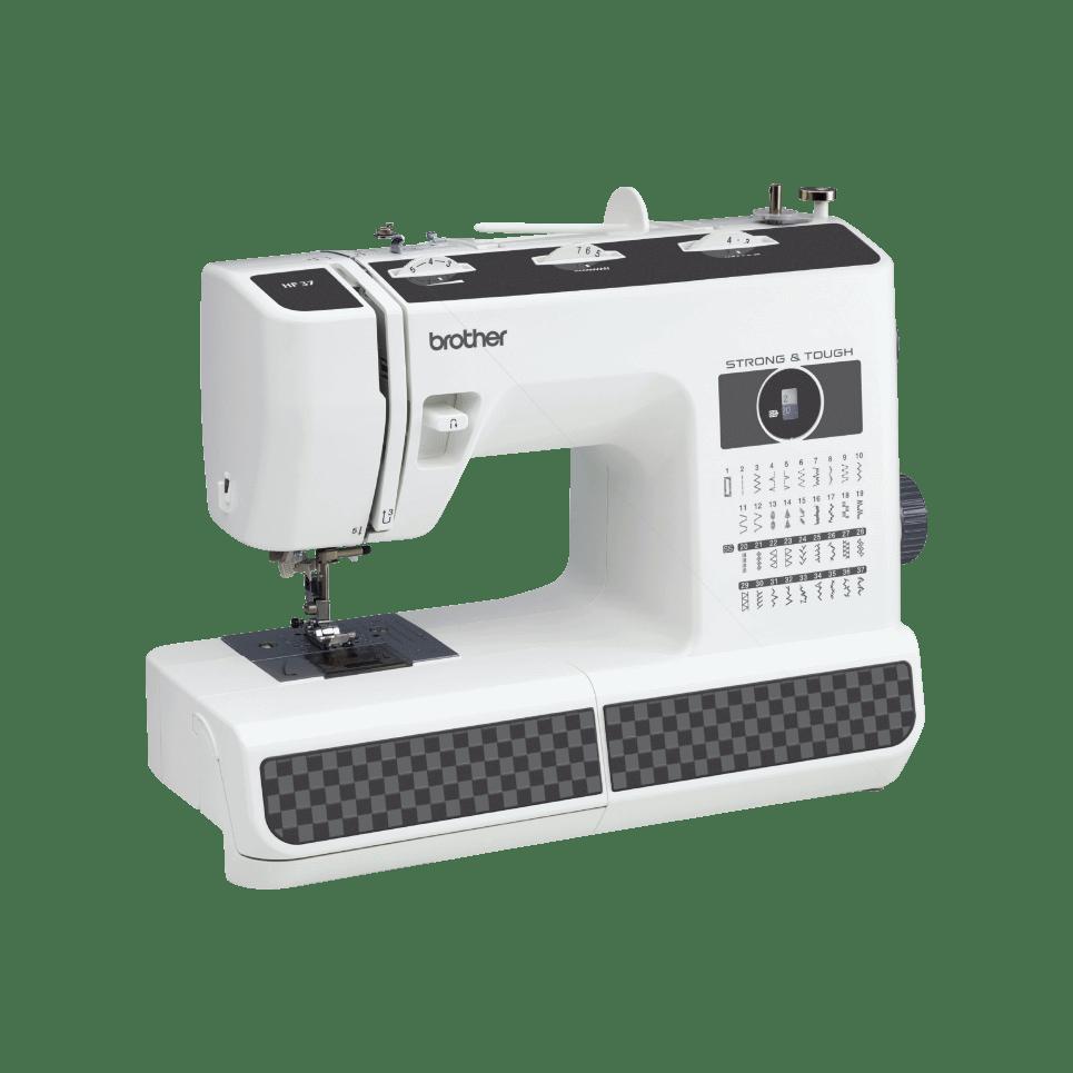 HF 37 электромеханическая швейная машина 2