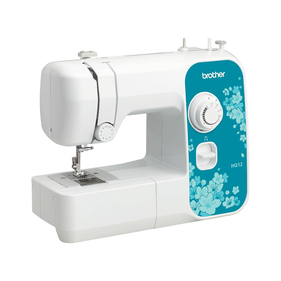 HQ12  электромеханическая швейная машина  5