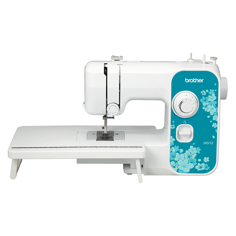 Электромеханическая швейная машина HQ12 вид спереди