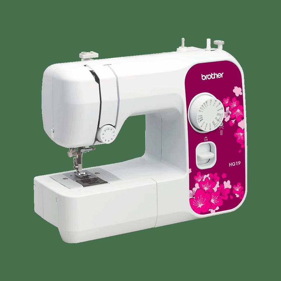 HQ19 электромеханическая швейная машина  5