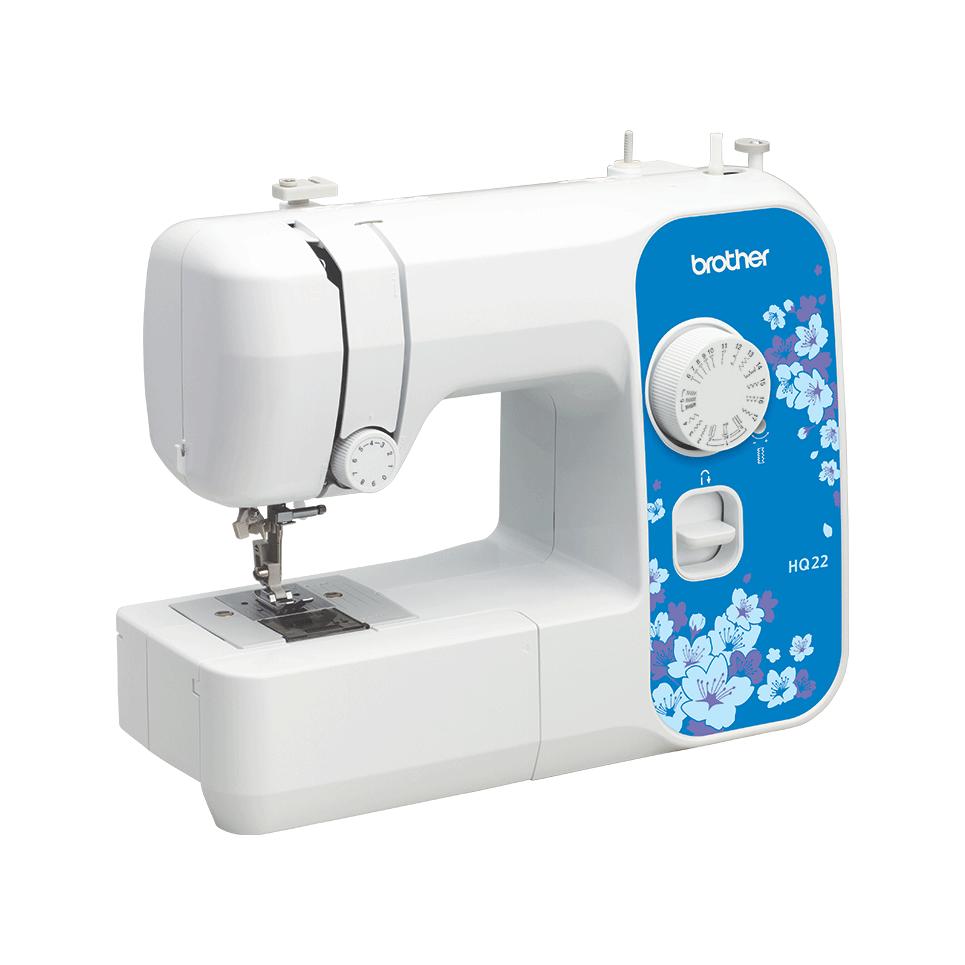 HQ22 электромеханическая швейная машина  5