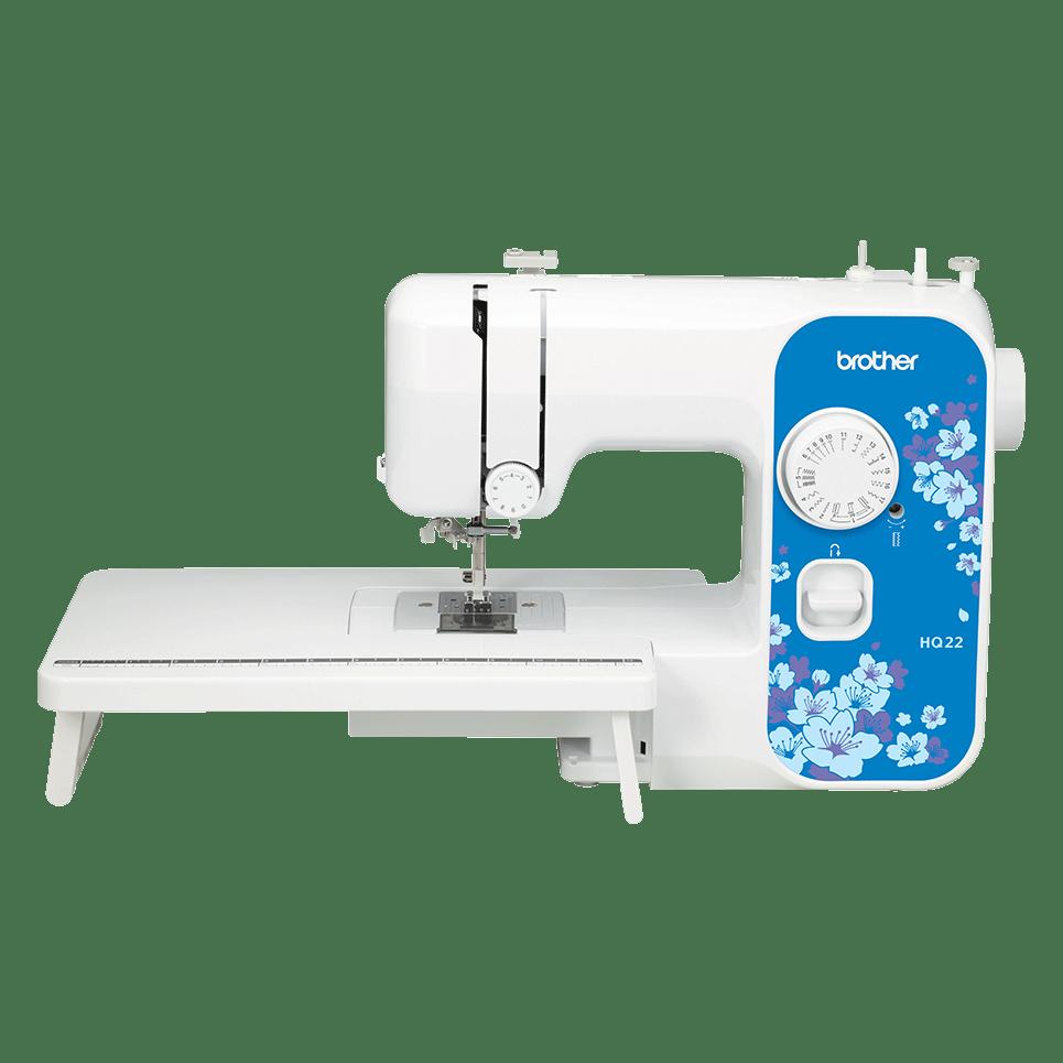 Электромеханическая швейная машина HQ22 вид спереди