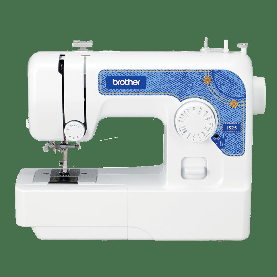 JS25 электромеханическая швейная машина
