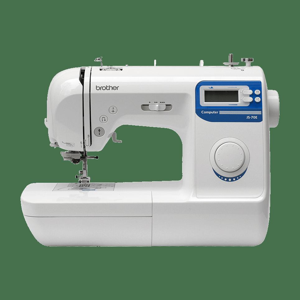 JS-70E компьютеризованная швейная машина