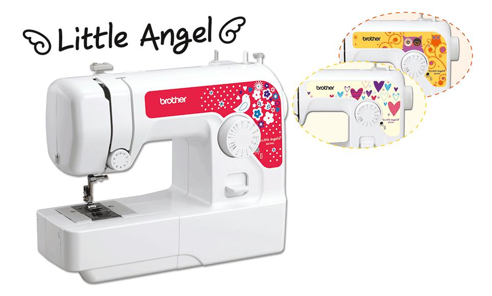 KD144s Machine à coudre Little Angel (Petit Ange) 6