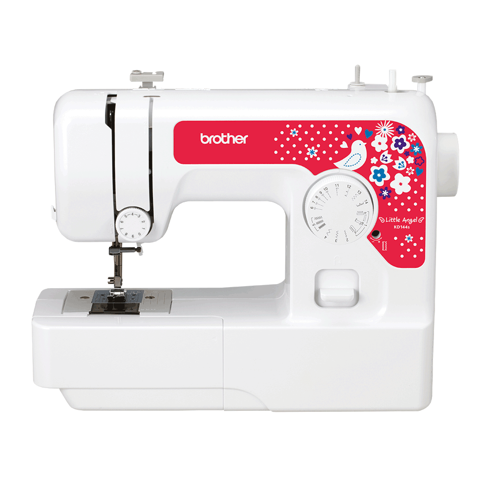 KD144S Little Angel Nähmaschine 2