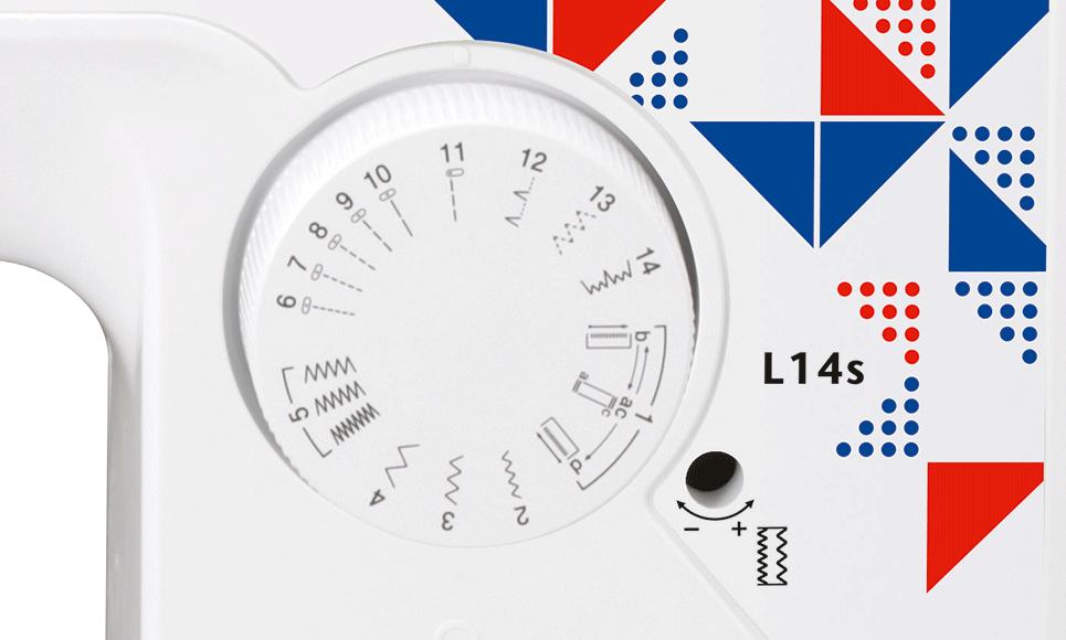 L14S sewing machine 4
