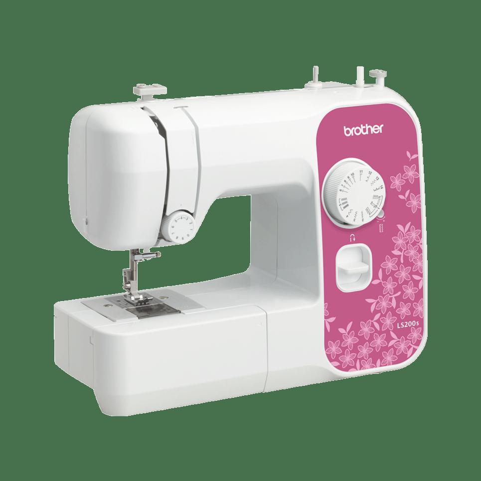 LS200S электромеханическая швейная машина  5