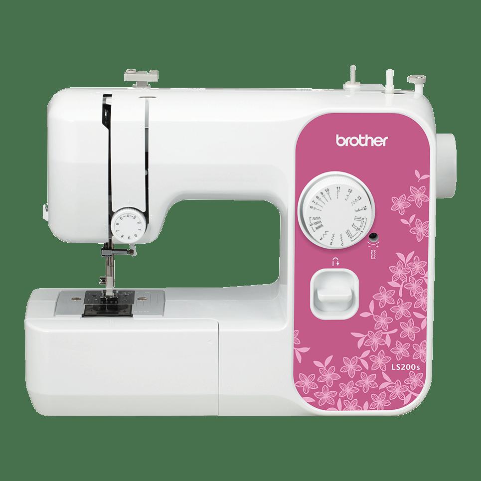 LS200S электромеханическая швейная машина