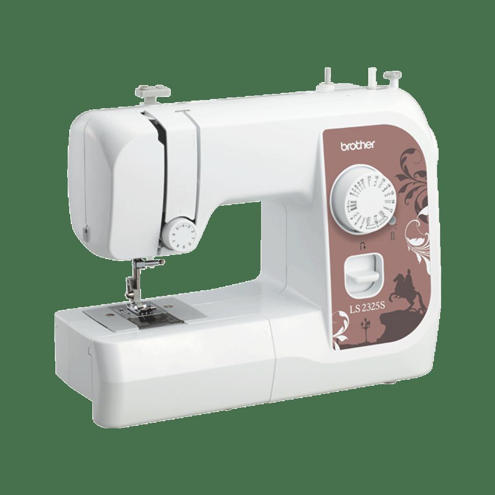 LS2325S электромеханическая швейная машина  5