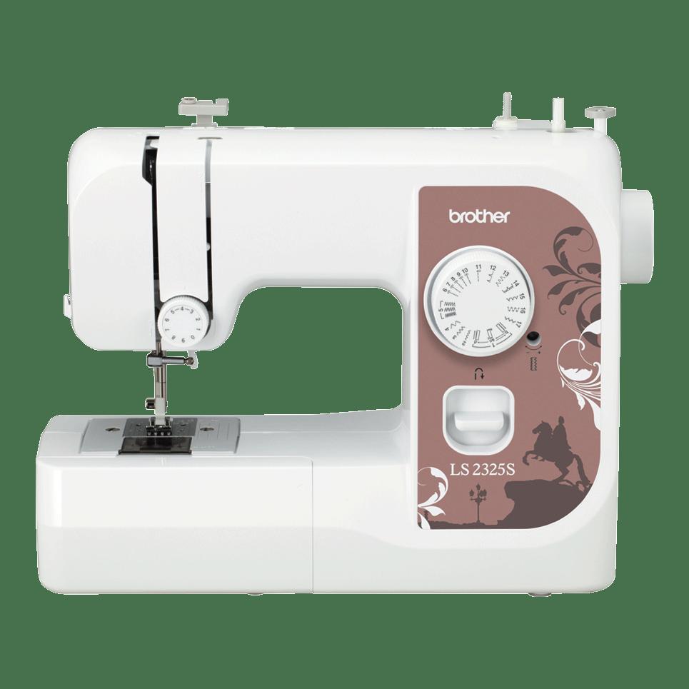 Электромеханическая швейная машина LS2325S вид спереди
