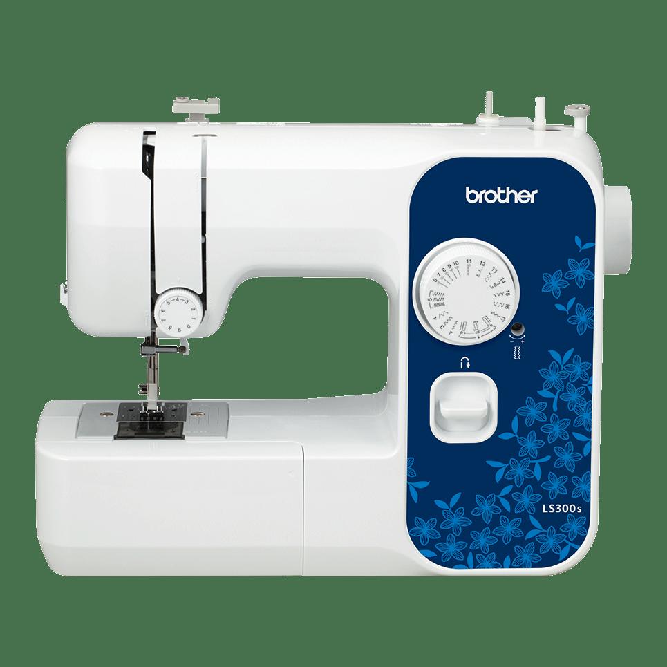 Электромеханическая швейная машина LS300s вид спереди