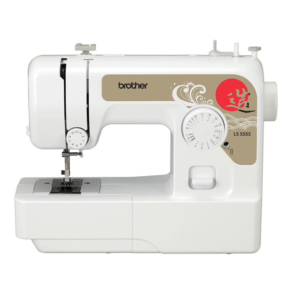 LS 5555 электромеханическая швейная машина