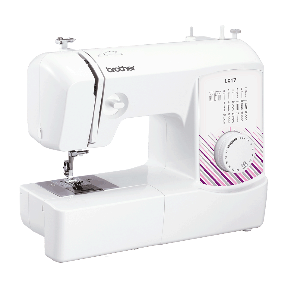 LX17 sewing machine