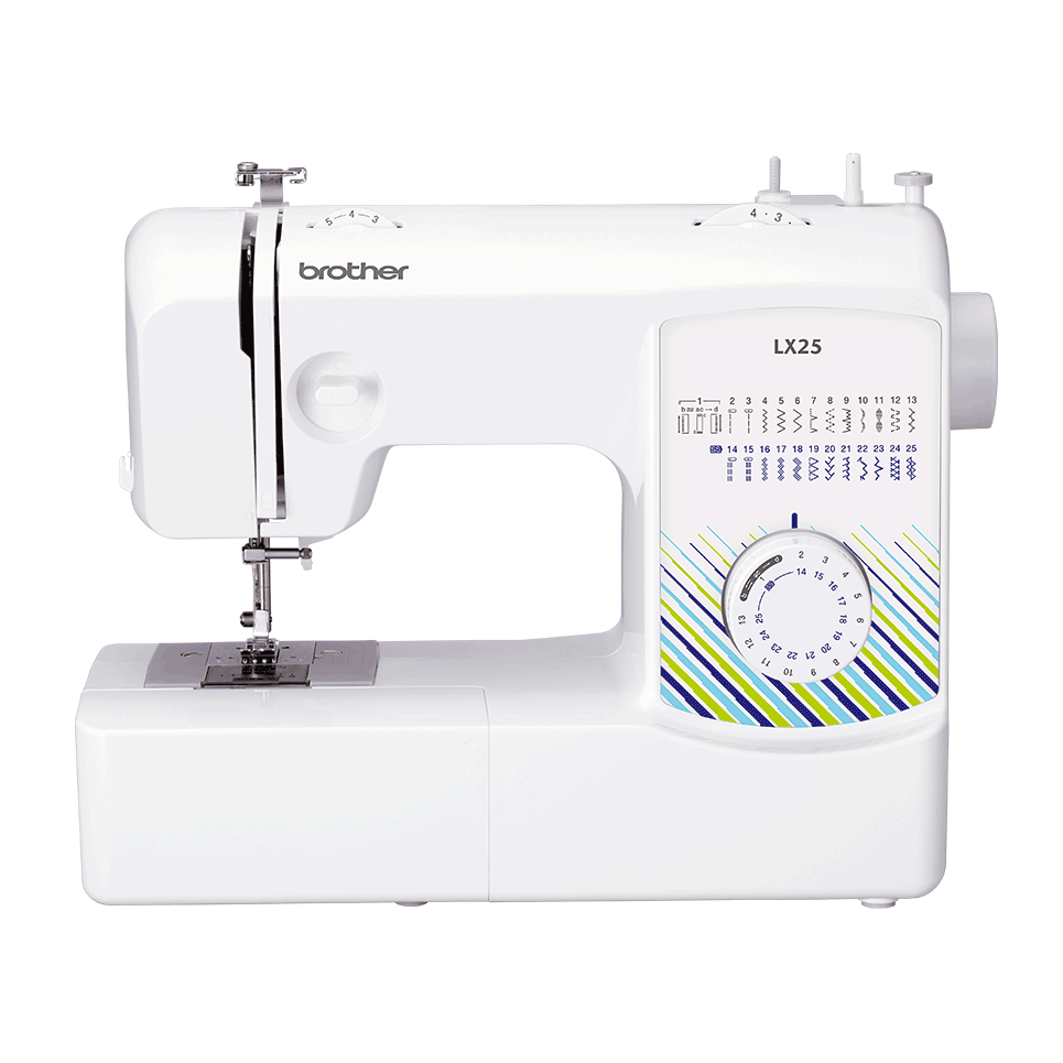 LX25 sewing machine