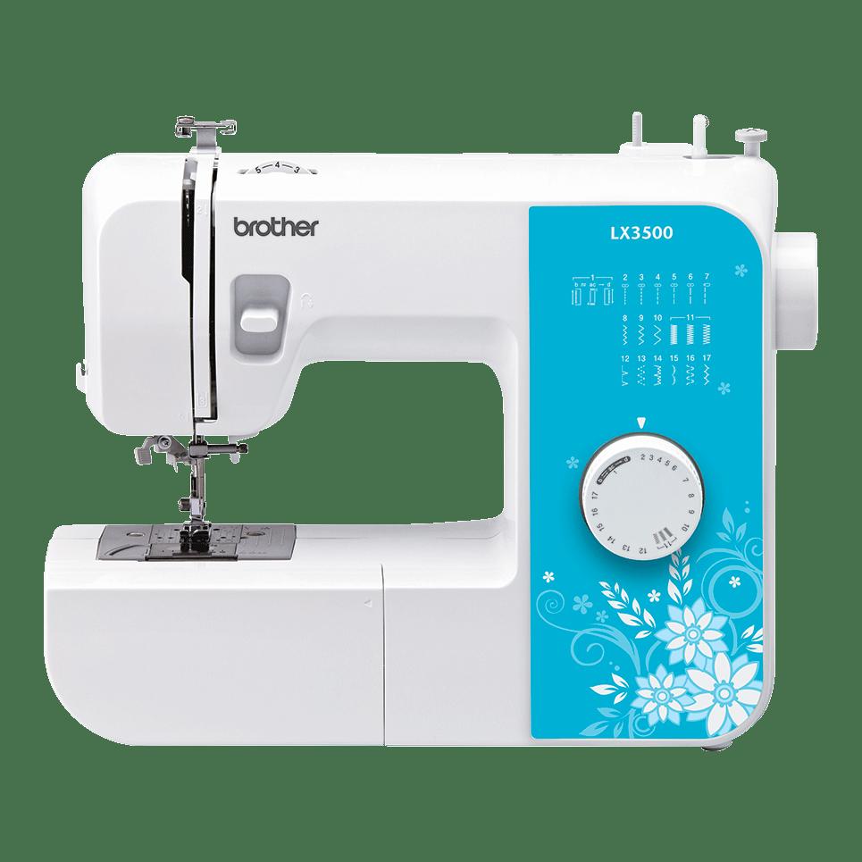 LX3500 электромеханическая швейная машина