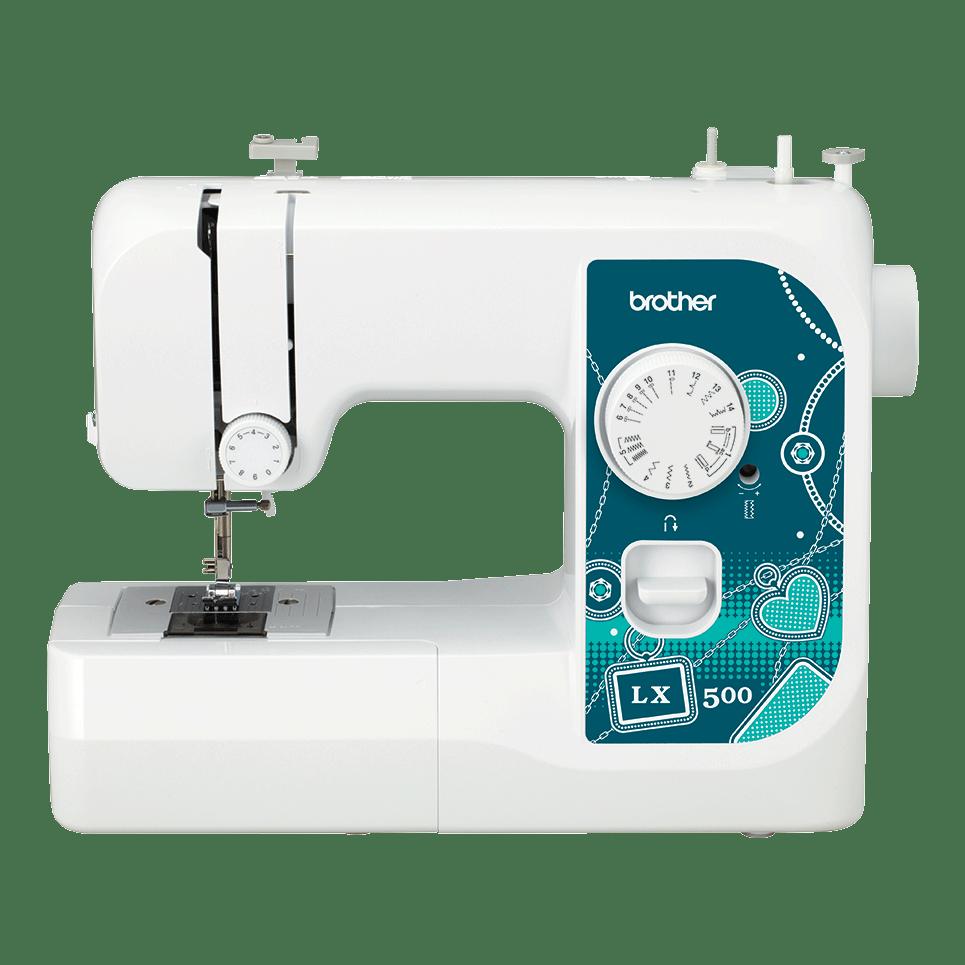 LX500 электромеханическая швейная машина