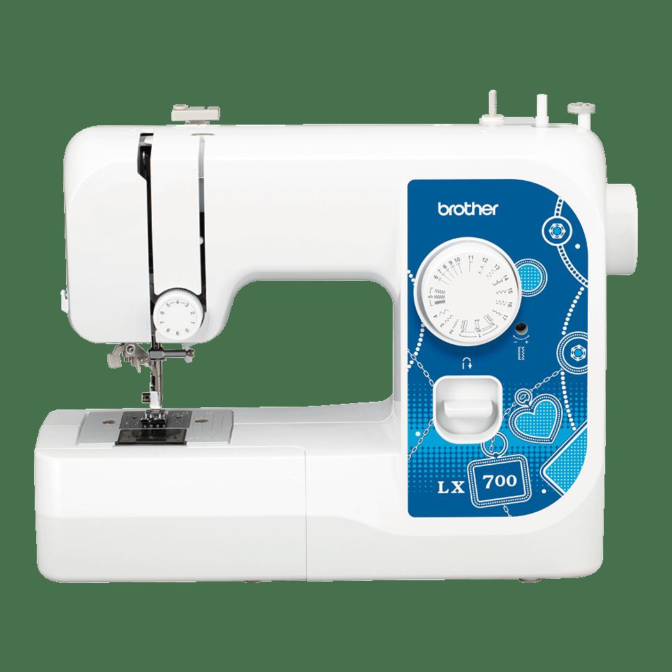 LX700 электромеханическая швейная машина