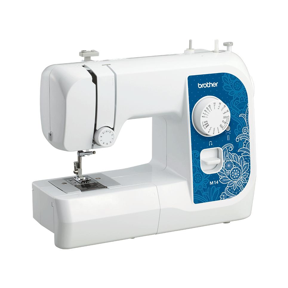 M14 электромеханическая швейная машина  5