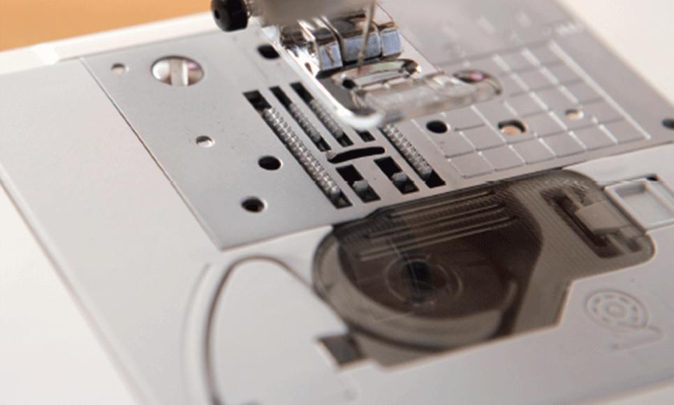 ML-600 компьютеризованная швейная машина  6