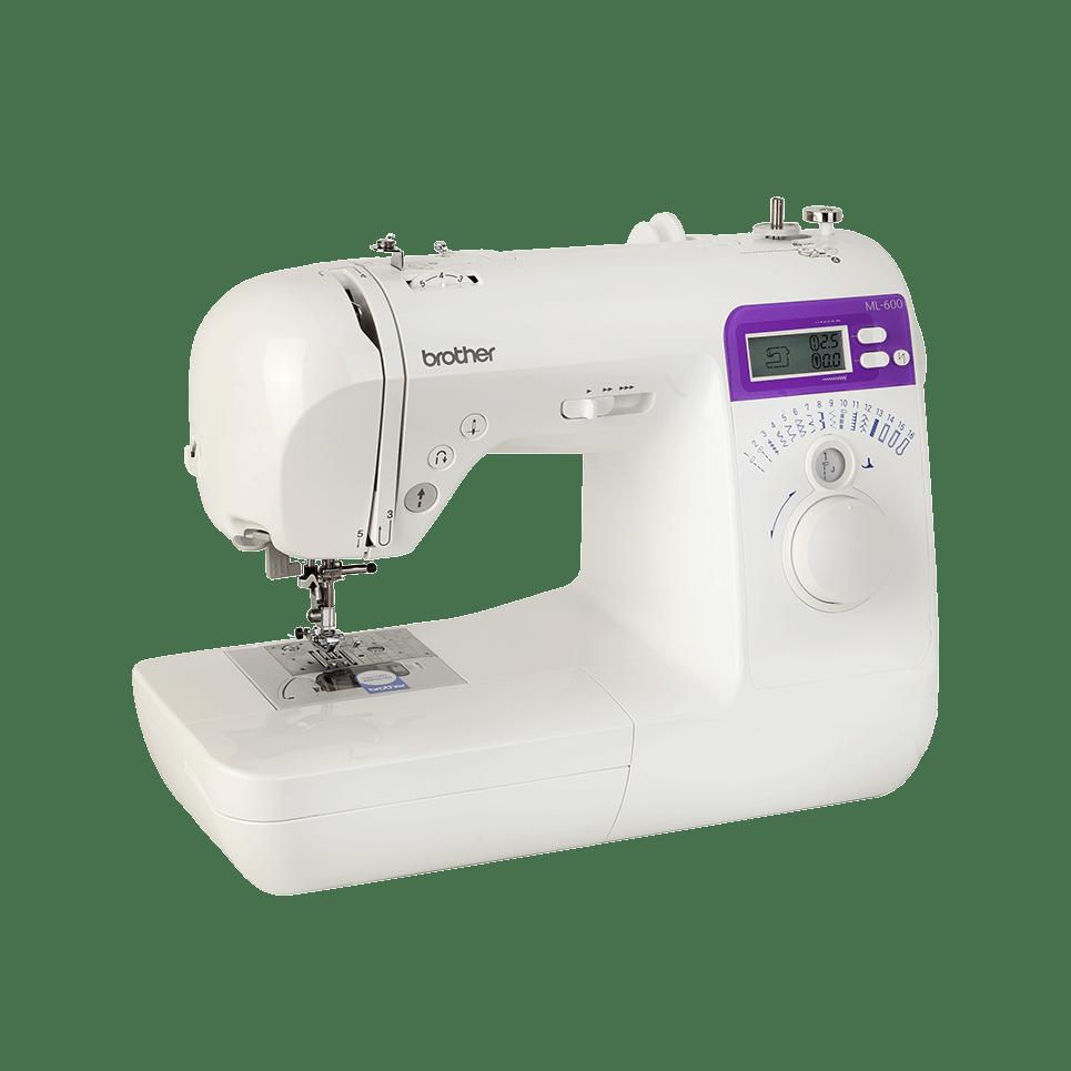 ML-600 компьютеризованная швейная машина  8