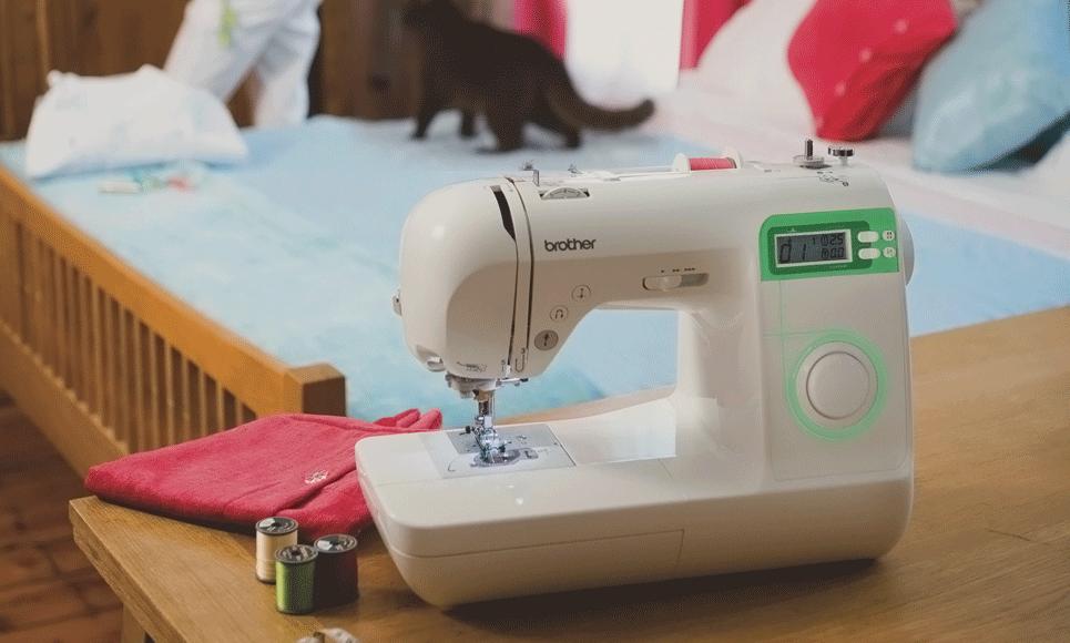 ML-750 компьютеризованная швейная машина  7