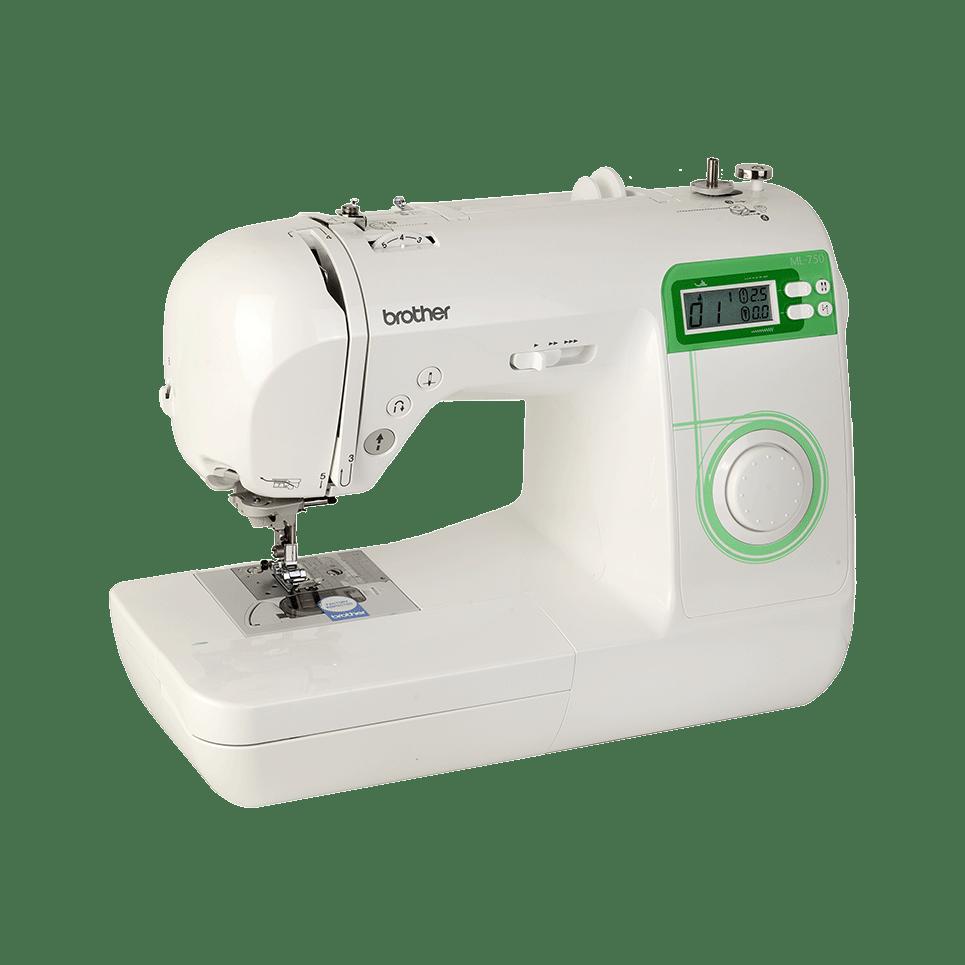 ML-750 компьютеризованная швейная машина  8