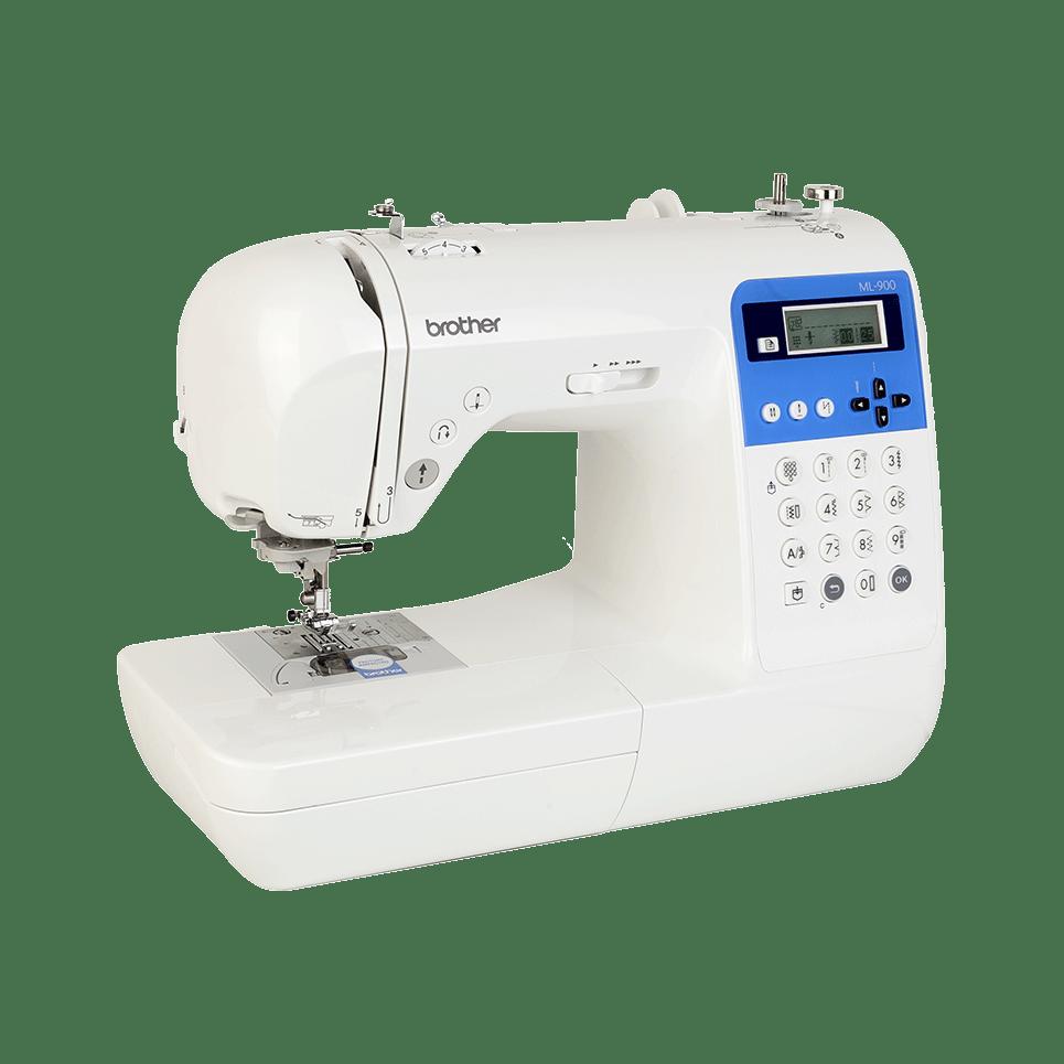 ML-900 компьютеризованная швейная машина  8