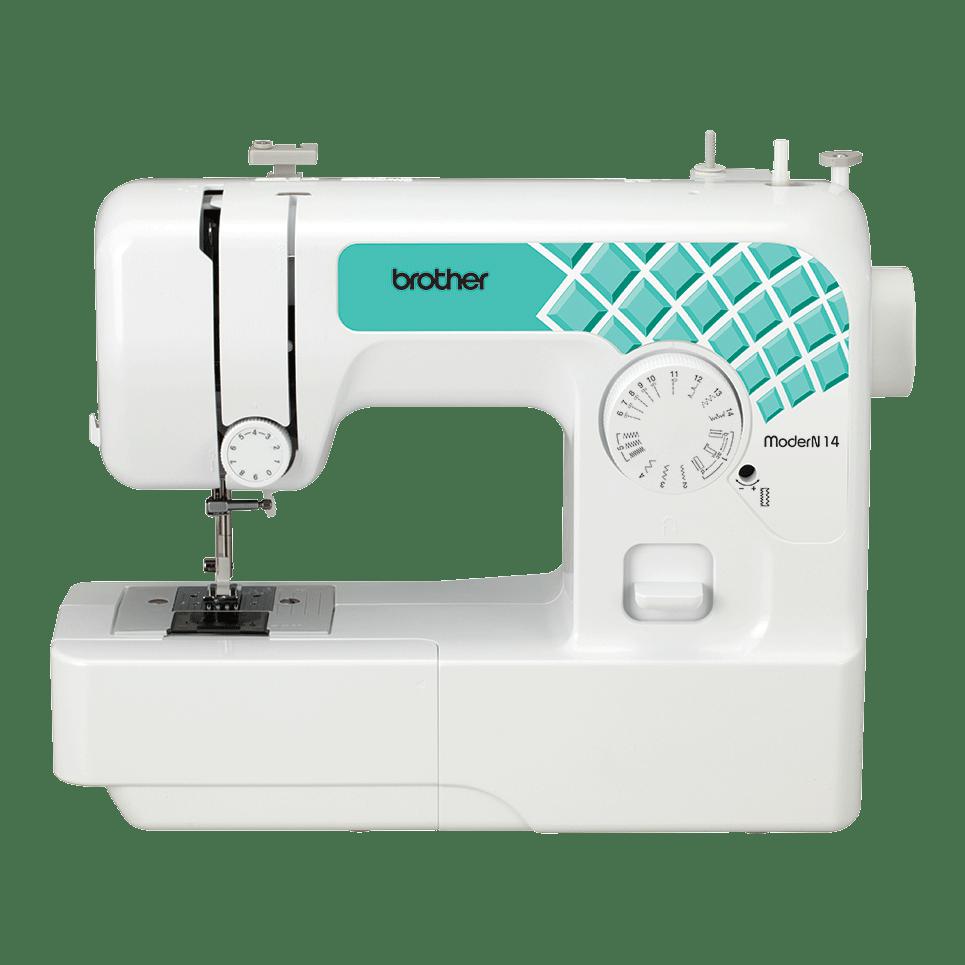 Электромеханическая швейная машина ModerN14 вид спереди