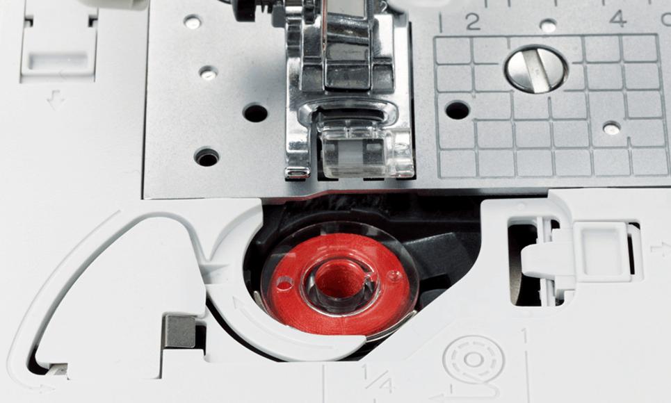 ModerN210e компьютеризованная швейная машина  2