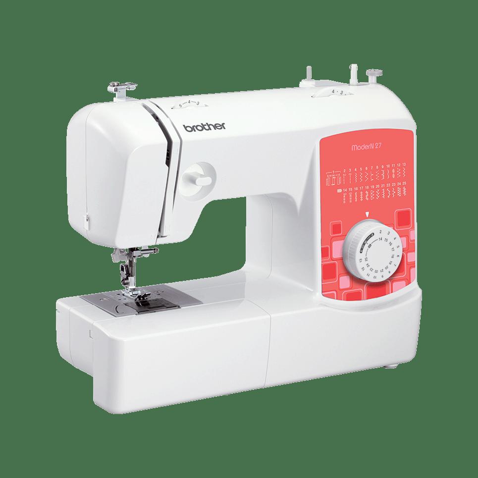 ModerN 27 электромеханическая швейная машина  5