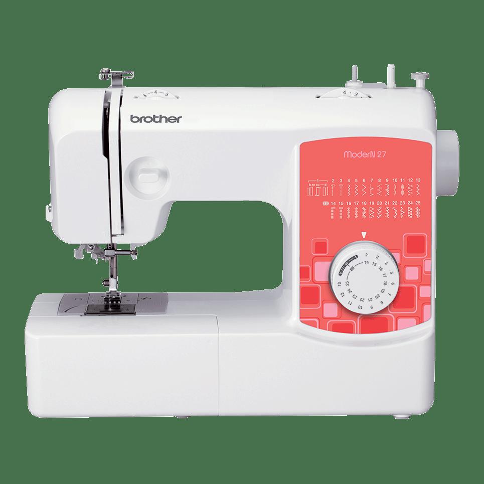 Электромеханическая швейная машина ModerN 27 вид спереди