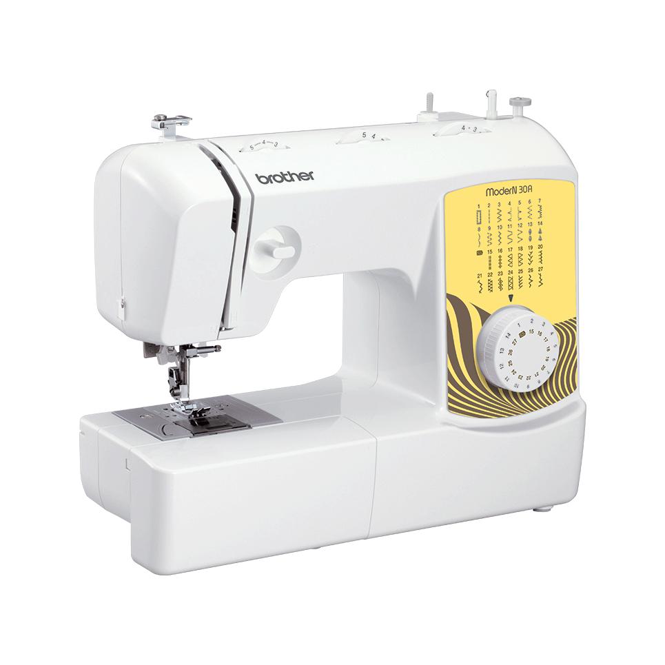 ModerN 30A электромеханическая швейная машина  6
