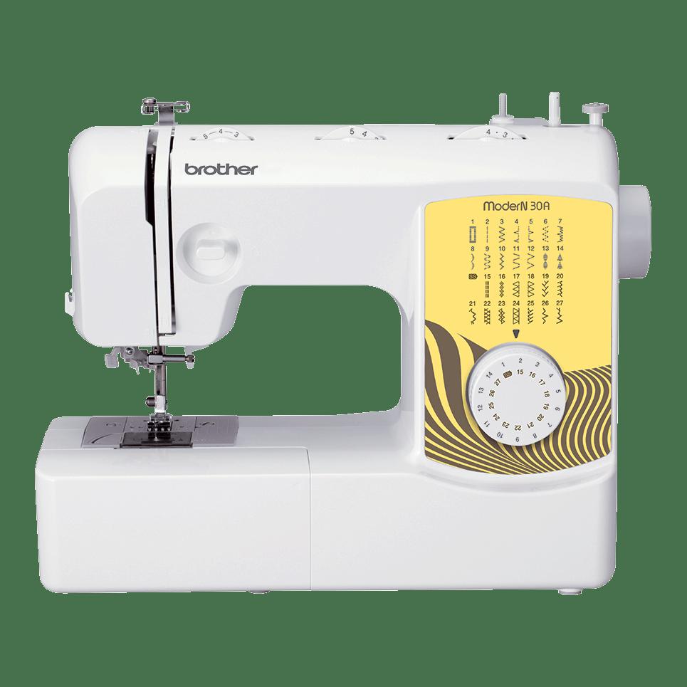 Электромеханическая швейная машина ModerN 30A вид спереди
