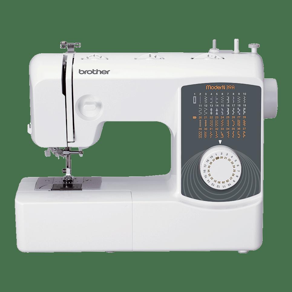 Электромеханическая швейная машина ModerN 39A вид спереди