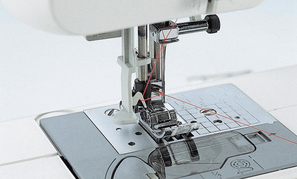 MS40 компьютеризованная швейная машина  6