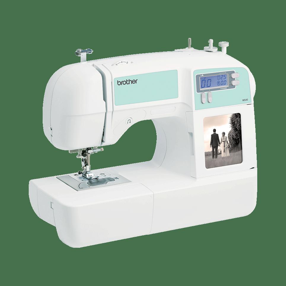 MS40 компьютеризованная швейная машина