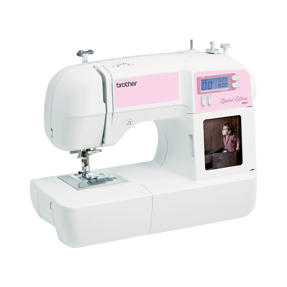 MS50 компьютеризованная швейная машина