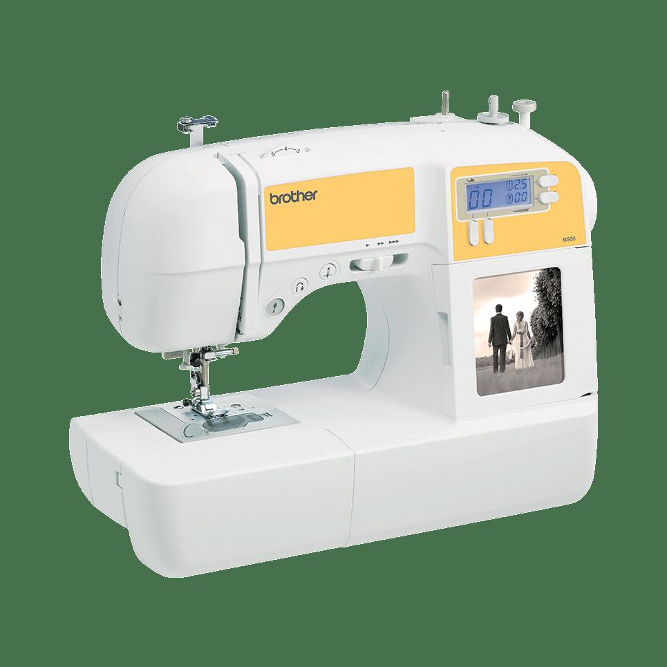MS60 компьютеризованная швейная машина