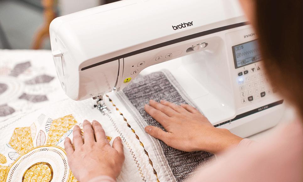 Innov-is NV1300 sewing machine 8