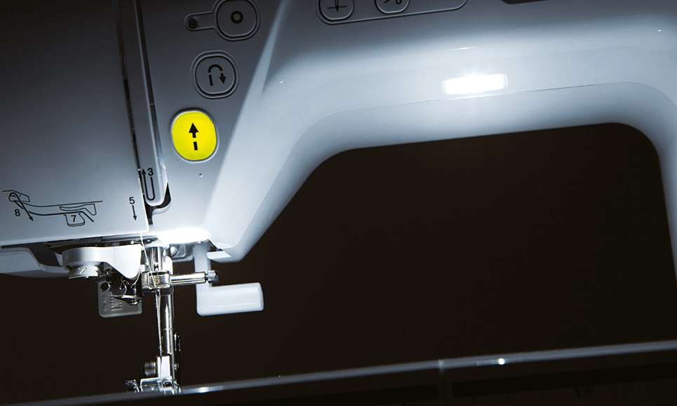 Innov-is NV1800Q sewing and quilting machine 4